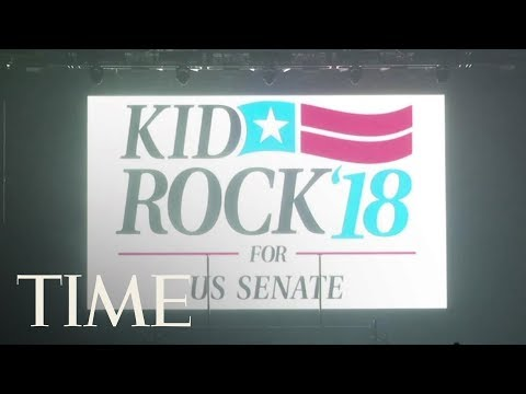 Kid Rock Teases Possibly Running For Senate At Detroit Concert: It's No Secret We're Divided | TIME