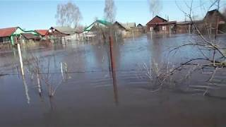 паводок 2018 г. Петровск Саратовская область
