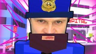 КВАДРАТНАЯ ГТА - GTA + Minecraft = ?