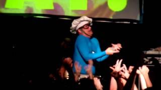 The AquaBats - Pizza Day - Live - The Nile - Mesa AZ