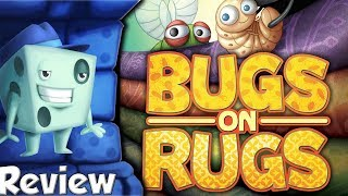 Bugs on Rugs Review - with Tom Vasel