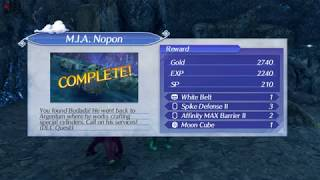 [Xenoblade Chronicles 2] M.I.A. Nopon DLC Quest Guide (Unlimited Premium Cylinders)