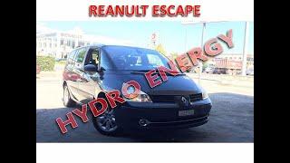 Renault Escape 2.0 UCR Hidrojen yakıt tasarruf cihazı montajı.