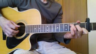 Another Try - Josh Turner - Guitar Lesson