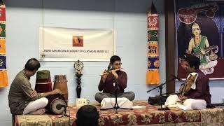 Shrisha flute recital 1