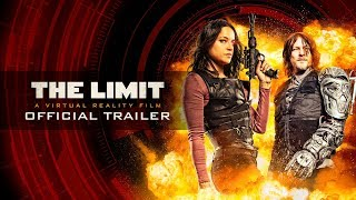 VIDEO: Robert Rodriguez's THE LIMIT: A VR Flim – Trailer