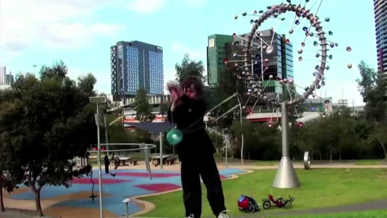 product video The Planet Diabolo Project DVD