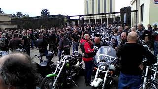 R.I.P.president Hells Angels Prague 11.7.18