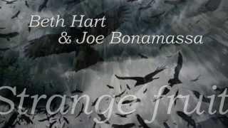 Beth Hart & Joe Bonamassa - Strange fruit (with lyrics)