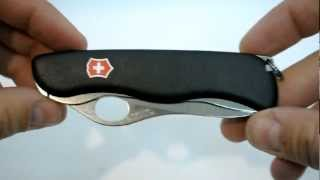 Victorinox Sentinel One Hand (0.8413.MW3) - відео 1