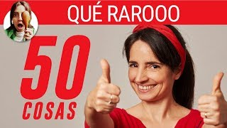50 THINGS ABOUT ME - #Paulina1Millón (spanish)