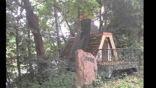 preview picture of video 'Bildimpressionen Bushaltestelle Fassfabrik Neckargemünd'
