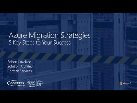 Azure Data Migration Webinar