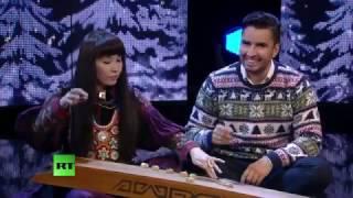 Shonchalai and Eric. Jingle Bells. RT 2017