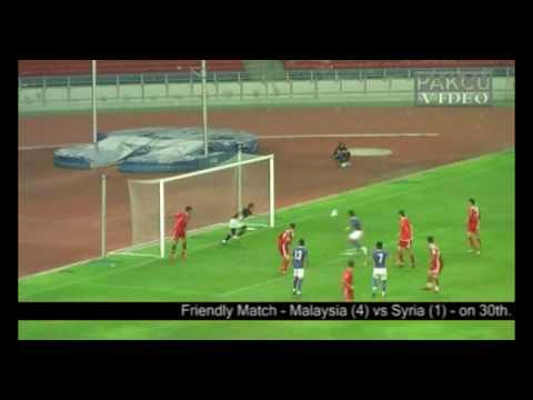 Malaysia vs Syria (Friendly Match)