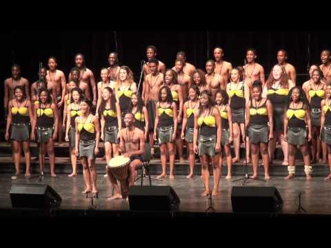 World Choir Games 2014, Riga. 10.07.2014. Namibia.