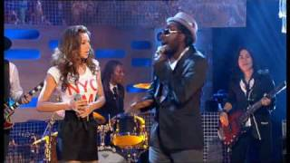 will.i.am ft. Cheryl Cole - Heartbreaker (Live On The Graham Norton Show)