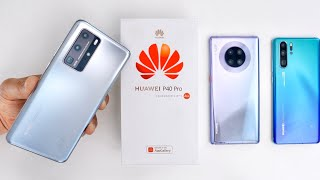 Huawei P40 Pro Unboxing and Camera Test Samples!