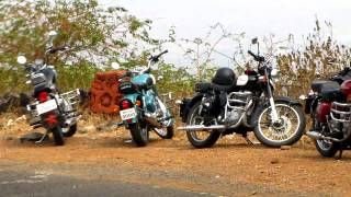 preview picture of video 'RoadShakers Pune, Ghat riding Session'