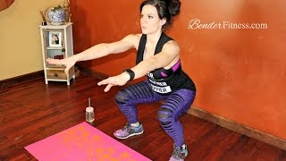 20 Minute Home Per Round HIIT Boot Camp Workout: No Equipment by Melissa Bender