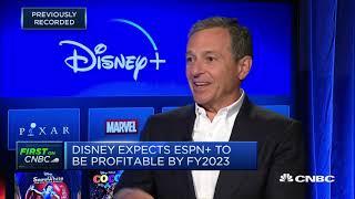 Disney CEO Bob Iger unveils details on Disney+ streaming service