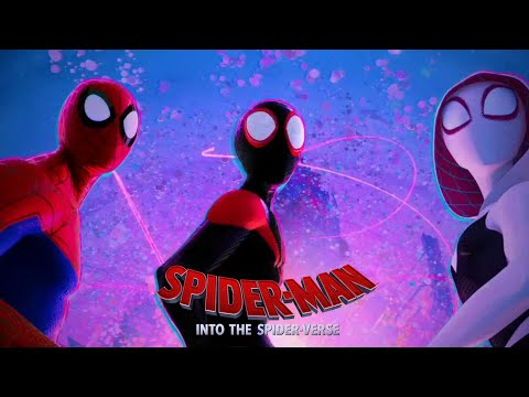 sunflower [MV]  Spiderman into the spider verse | Post Malone & Swae lee
