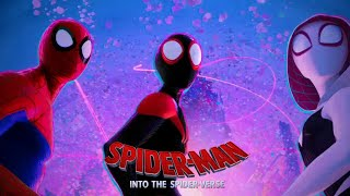 sunflower [MV]  Spiderman into the spider verse | Post Malone  Swae lee