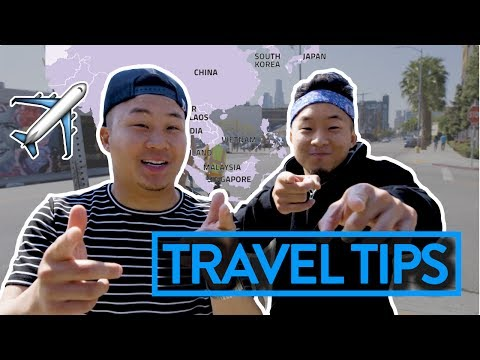 THINGS WE LEARNED FROM TRAVELING