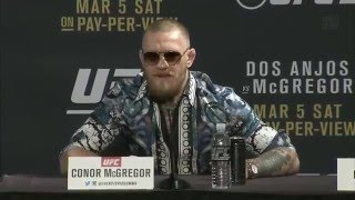 The Best of Conor McGregor (Pt. 5) | Funniest Quotes and Moments [Prince Dubai]