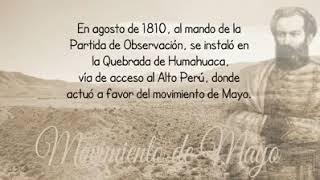 Paso a la inmortalidad del general Martín Miguel de Güemes