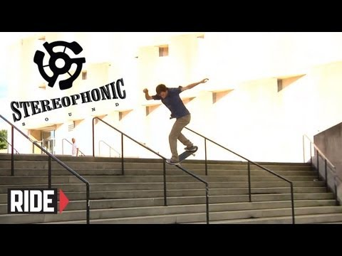 Nate Greenwood in Stereophonic Sound: Volume 2