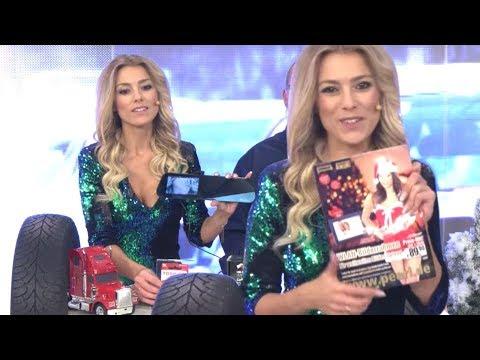 HD Rückspiegel Dashcam mit Rückfahrkamera mit Katie Steiner (November 2017)