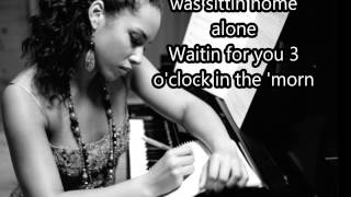 Alicia Keys - Karma Lyrics