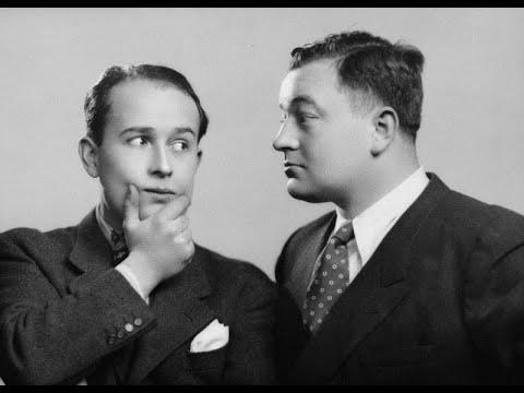 Voskovec a Werich - Jak odstranit válku (1928)