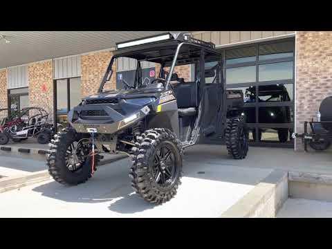 2021 Polaris Ranger Crew XP 1000 Texas Edition in Marshall, Texas - Video 1