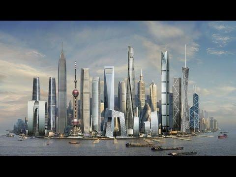 Asya'daki En Güzel 10 Şehir Silüeti
