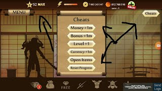 download cheat shadow fight 2 mod