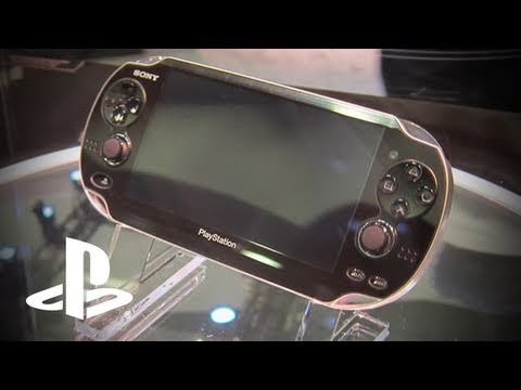 Sony Gives Us A Little Taste Of The NGP In Action