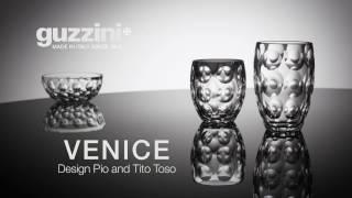 Guzzini Waterglazen Venice 340 ml - 6 Stuks