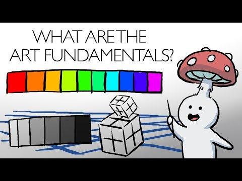 What are the art fundamentals?