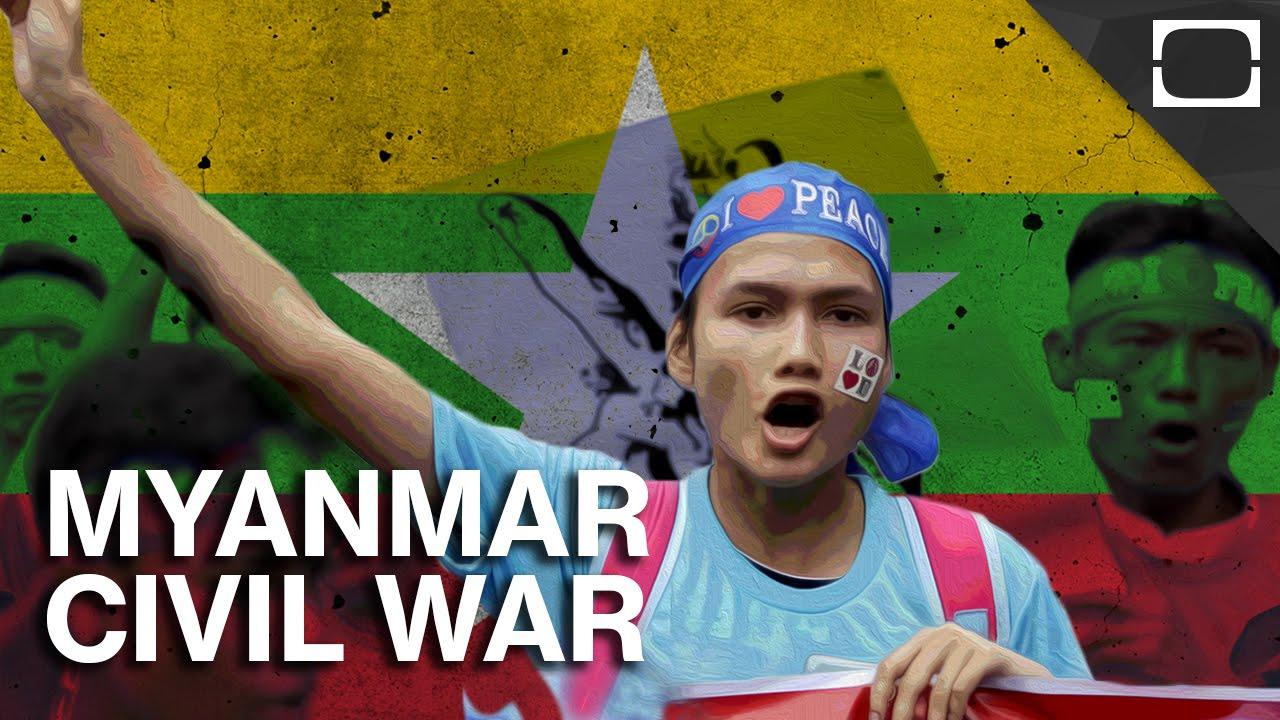 What's Happening In Myanmar? thumbnail