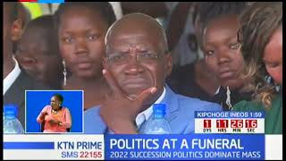 2022 succession politics dominates Adelaide Khalwale's memorial service