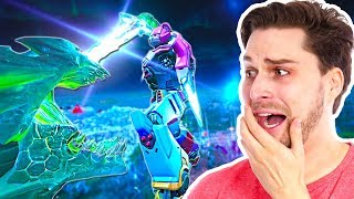 The Final Showdown Live Event Was ZIEK!😱   Fortnite