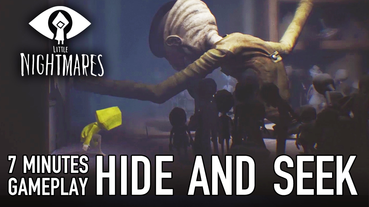 LITTLE NIGHTMARES [PC Download] video 1