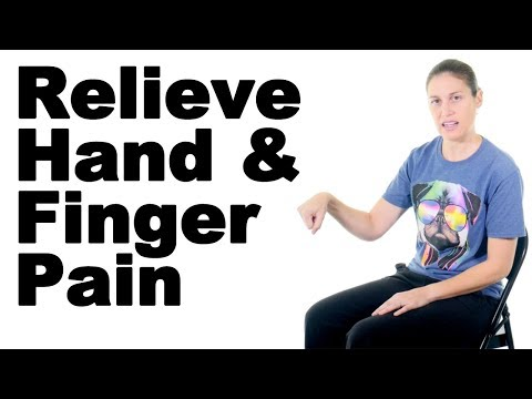 How to Treat Hand Pain that Won't Go Away