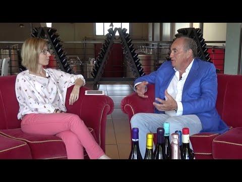 Qu'est-ce que la production de vin italien biodynamique ? Giuseppe Pagano, cave San Salvatore