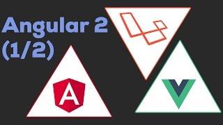 ANGULAR 2 FRONTEND | Laravel + Angular 2 / Vue.js 2