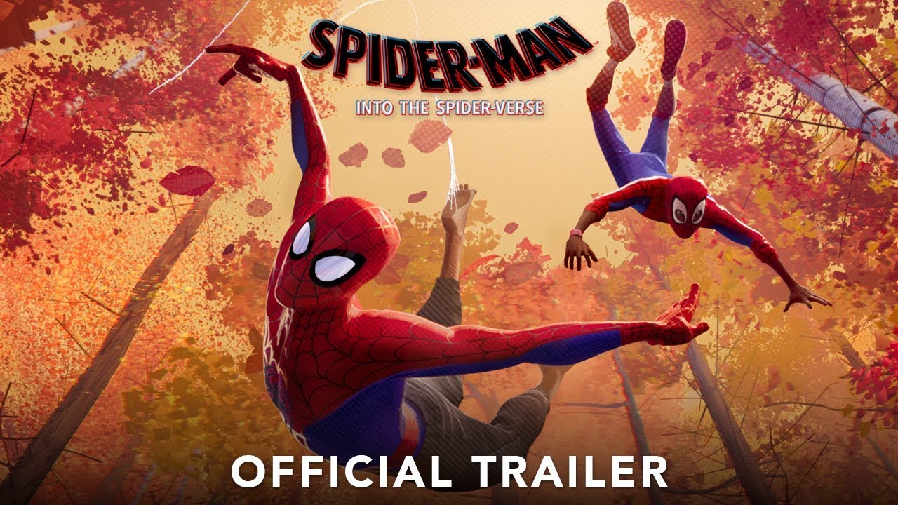 Trailer för Spider-Man: Into the Spider-Verse