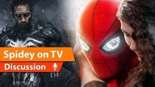 Sony Developing Multiple Spider-Man Based TV Series