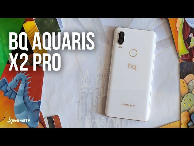 BQ Aquaris X2 Pro, review: un paso al frente importante junto a Android One